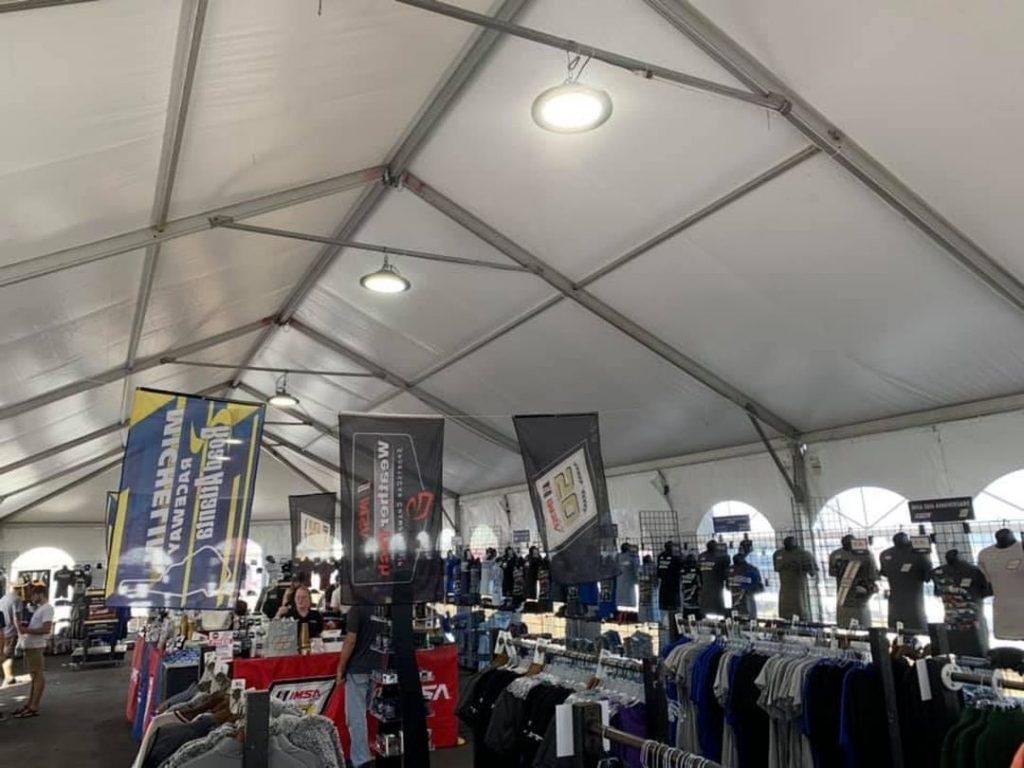 retail tent