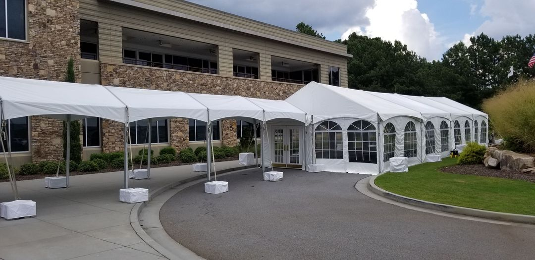atlanta tent rental