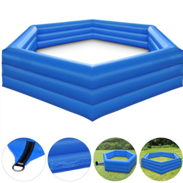 inflatable gaga ball pit for rent