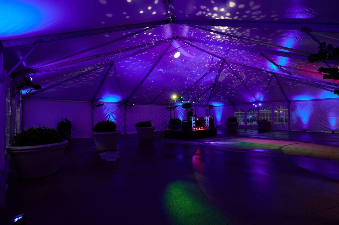 dance floor for school dance